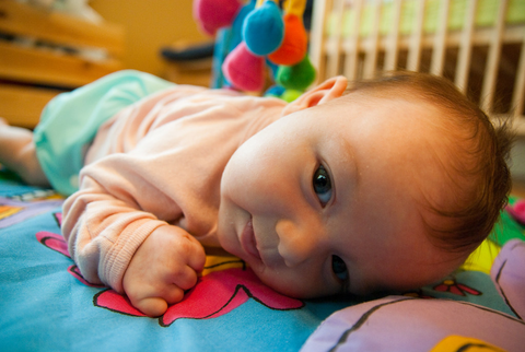 Benefit of Tummy Time