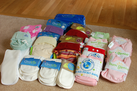 Baby Diaper Size Chart