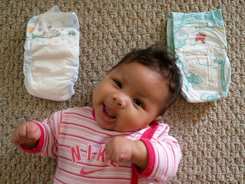 How Much Are Baby Diapers