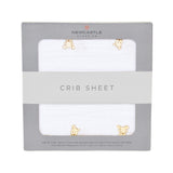 Teddy Bear Crib Sheet