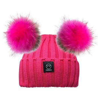 Baby Angora Classic Line Double Real Fur Removable
