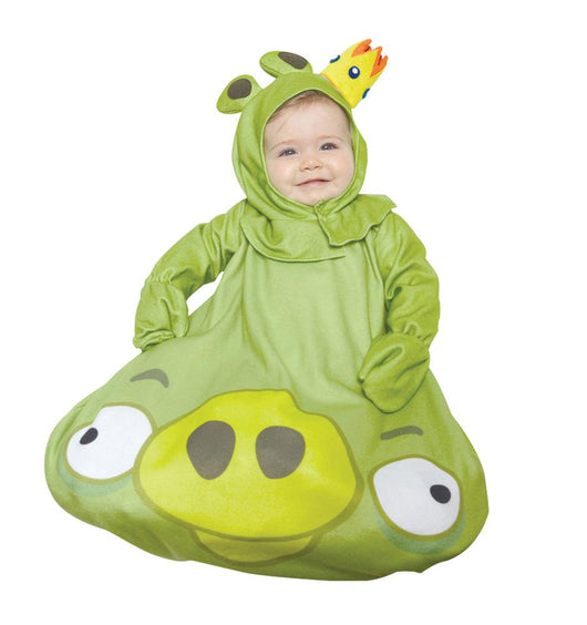 Angry Birds King Pig Baby Costume 0-9