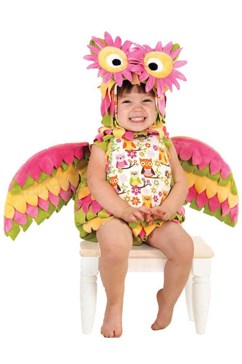 Hootie The Owl Baby Costume 6-12 Months