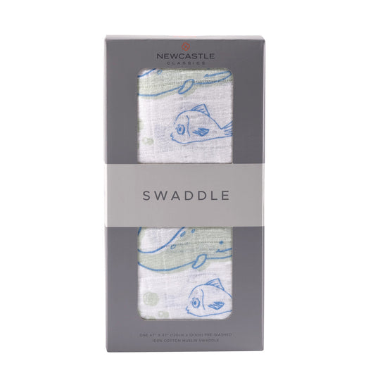 Whale Swaddle