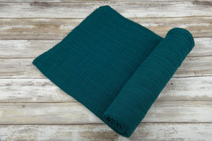 Shaded Spruce Swaddle