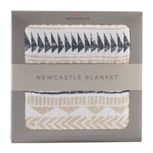 Load image into Gallery viewer, Newcastle Pyramid Print Blanket