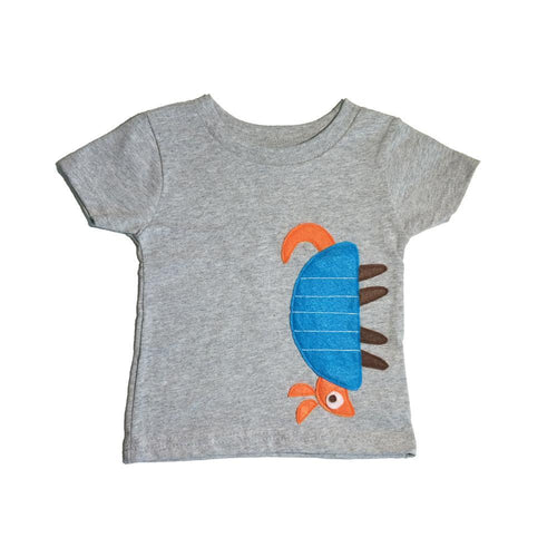 Armadillo T-shirt - We Love Texas! - EliteBaby