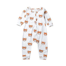 Load image into Gallery viewer, Baby Winter Clothes Newborn Infant Baby Romper - EliteBaby