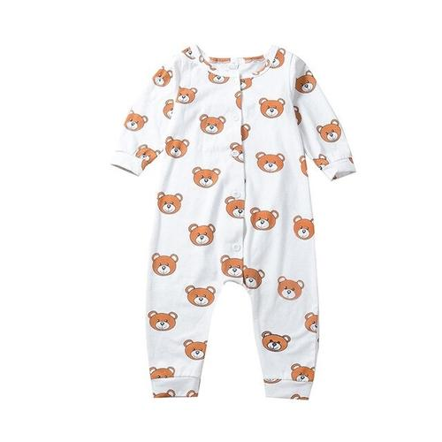 Baby Winter Clothes Newborn Infant Baby Romper - EliteBaby