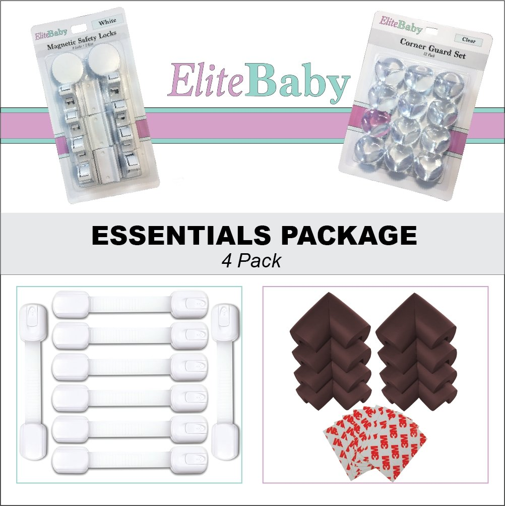 Essentials Child Safety Kit Package - EliteBaby