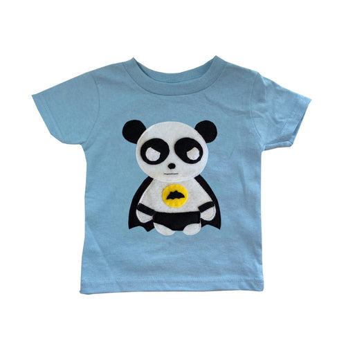 Kids Superhero Shirt - Team Super Animals - Flying - EliteBaby