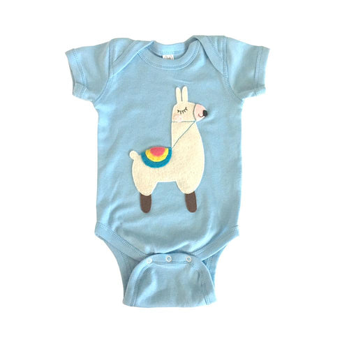 Lovely Llama - Infant Bodysuit Onesie - EliteBaby