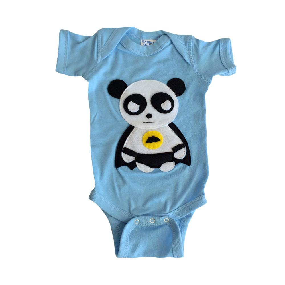 Super Hero Onesie - Flying Panda - EliteBaby