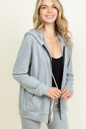 Holly Zip Up