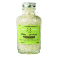 Atelier de Provence . Green Tea & Ginger.  Bath Sea Salt . Pack of 6 - Trunkshop