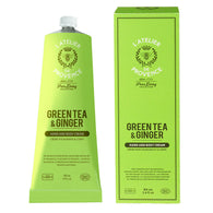 Atelier de Provence . Green Tea & Ginger.  Hand Cream . Pack of 6 - Trunkshop