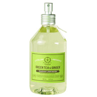 Atelier de Provence . Green Tea & Ginger.  Linen Spray . Pack of 6 - Trunkshop