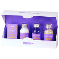 Atelier de Provence . Lavender & Chamomille . Gift Set: Sea Salt . Pack of 6 - Trunkshop