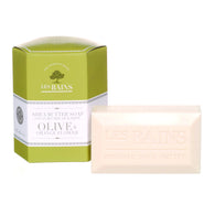Les Bains Olive & Orange Flower Sheabuttersoap . Pack of 6 - Trunkshop