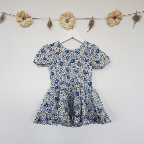 liberty felicity ruffle dress