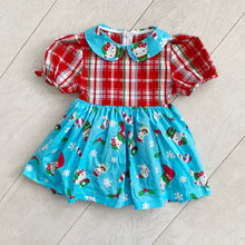 vintage character dress e // size 2t