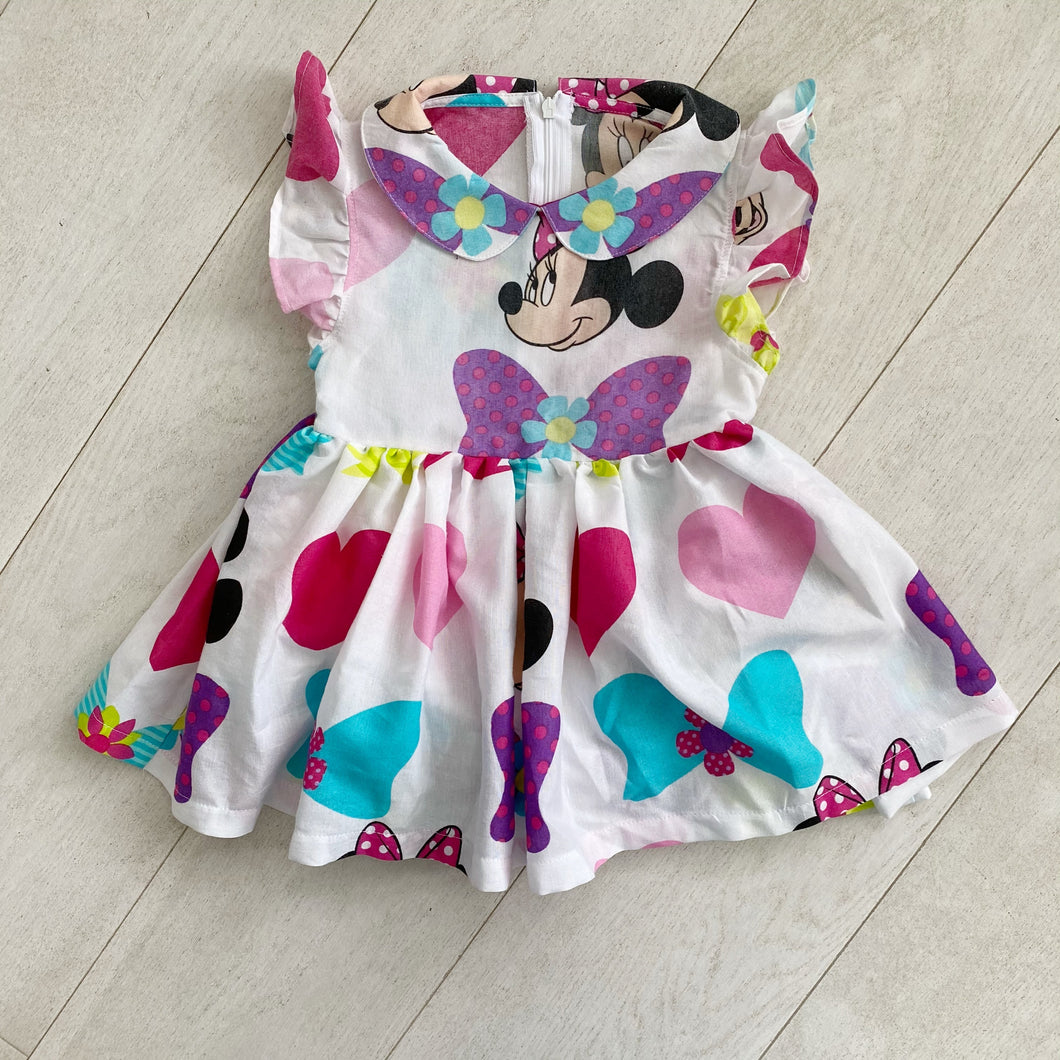 vintage character dress k  // size 3t