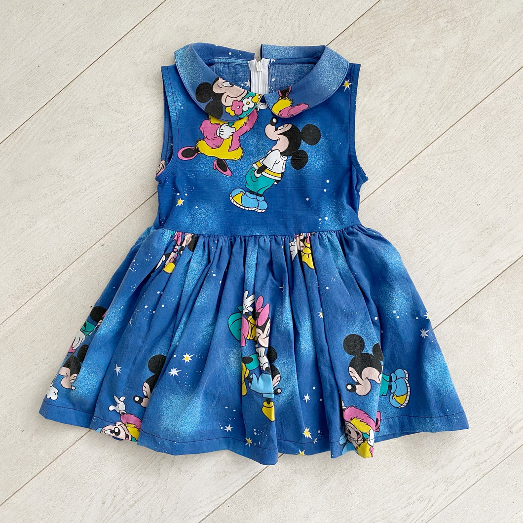 vintage character dress v // size 5t