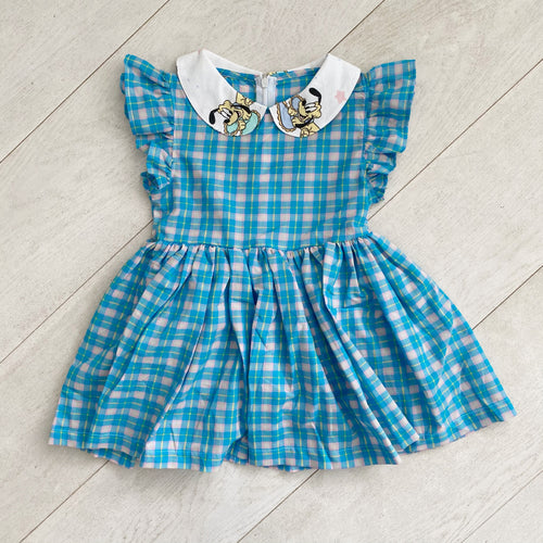 vintage character dress x // size 5t