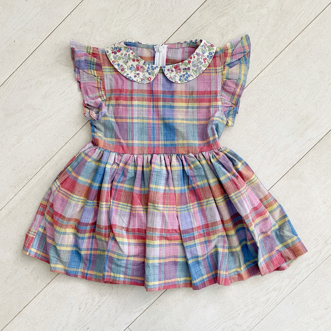 vintage character dress y // size 5t