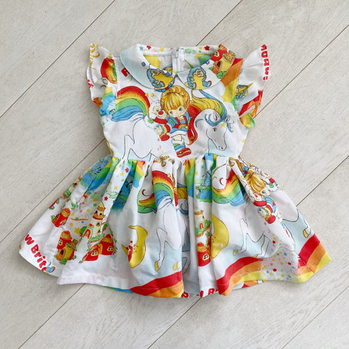 vintage character dress z // size 5t