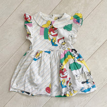 vintage character dress cc // size 5t