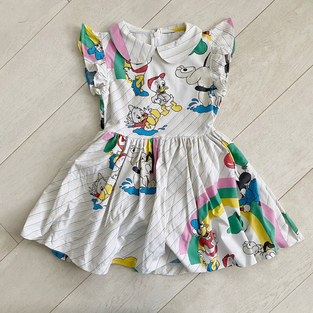 vintage character dress i // size 7t