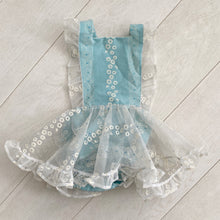 vintage everly pinafore // size 3t