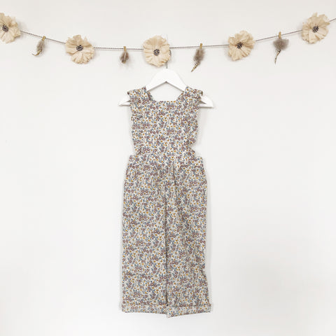 liberty alpine daisy jumpsuit