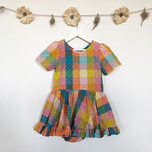 vintage liberty madras dress