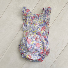 vintage eleanor sunsuit  // size 2t