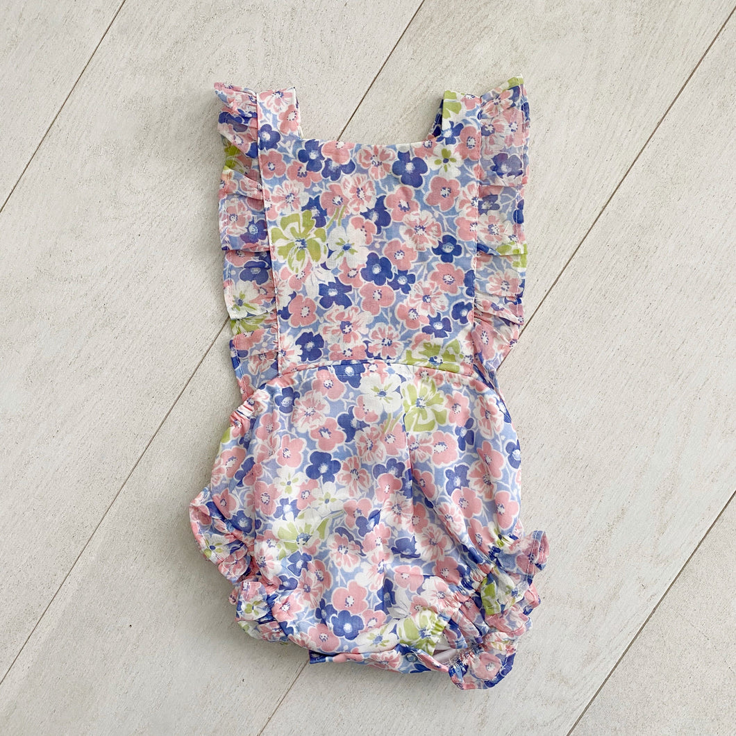 vintage gianna sunsuit  // size 2t