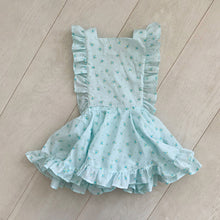 vintage willow pinafore // size 3t