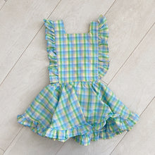 vintage madison pinafore // size 3t