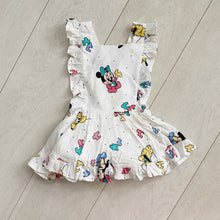 vintage character pinafore 013 // size 2t