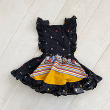 vintage lily pinafore // size 3t
