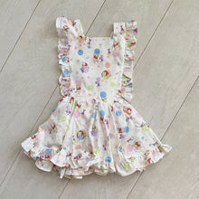 vintage character pinafore 014 // size 3t