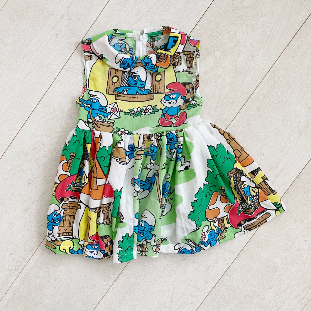 vintage character dress 001 // size 4t