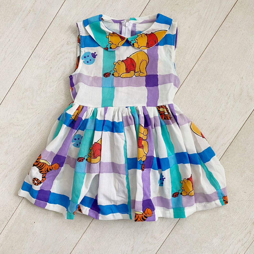 vintage character dress 002  // size 5t