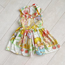 vintage character dress 006  // size 5t