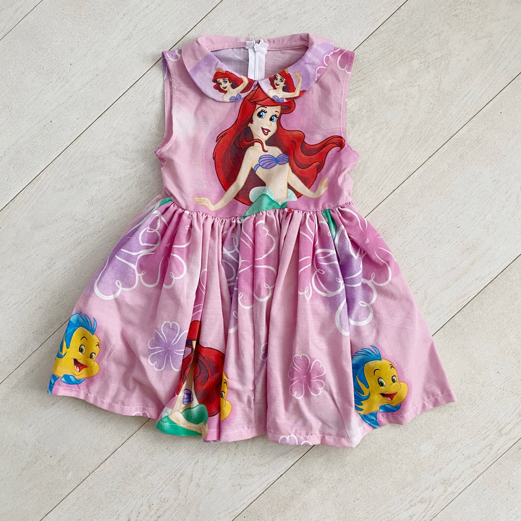vintage character dress 003 // size 6t