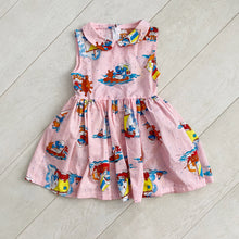 vintage character dress 004 // size 6t