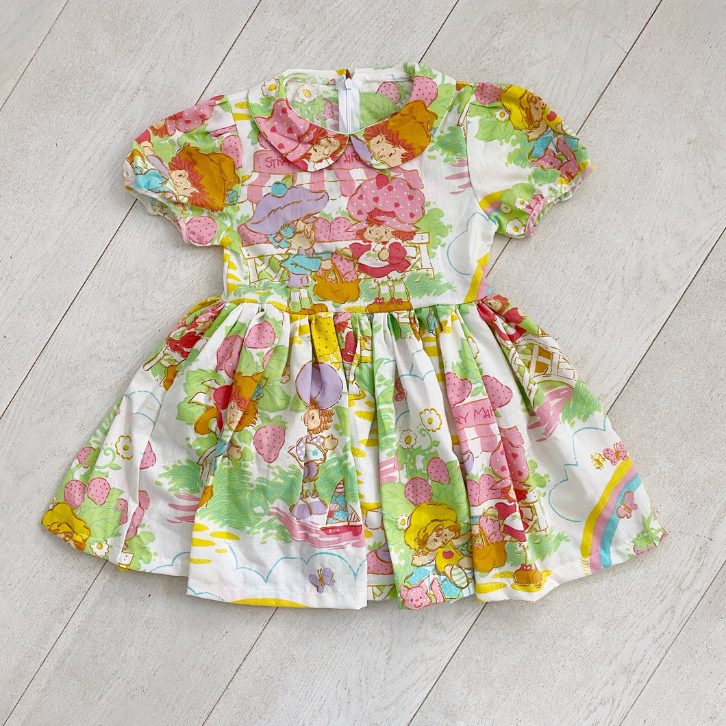 vintage character dress 010 // size 6t