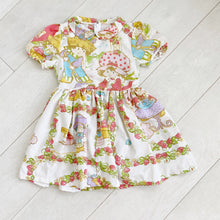 vintage character dress 002 // size 7t