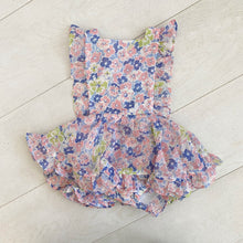 vintage arely pinafore // size 2t